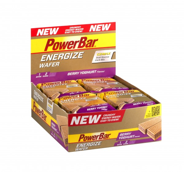 PowerBar Energize Wafer 12x40g