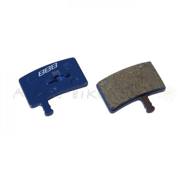 BBB DiscStop HP Bremsbelag 1 Paar BBS-491 für Hayes Stroker Carbon/Trail/Gram