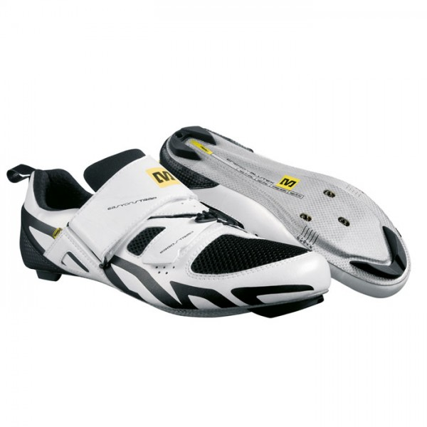Mavic Tri Race white/yellow mavic/black