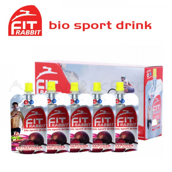 fitRabbit Bio Sport Drink 20er Box