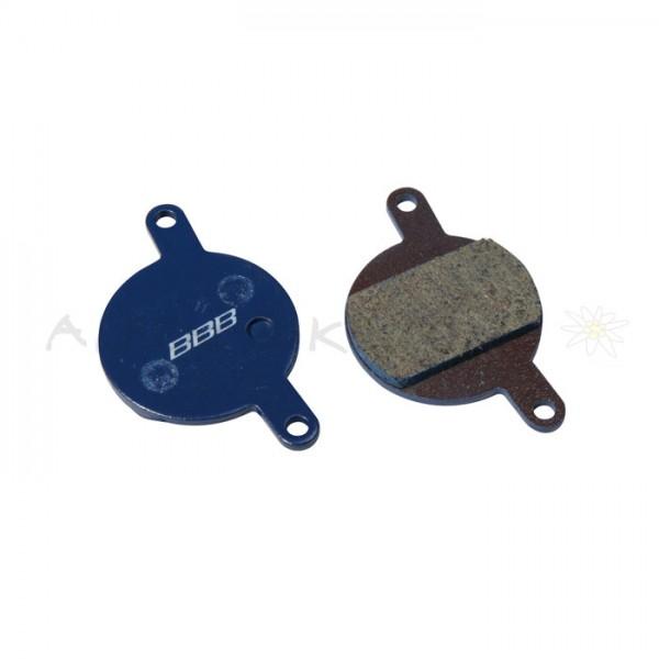 BBB DiscStop HP Bremsbelag 1 Paar BBS-33 für Magura Julie ´01-´08