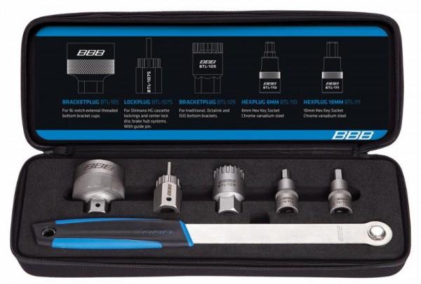 BBB DriveSet Werkzeugset BTL-112 6-teilig