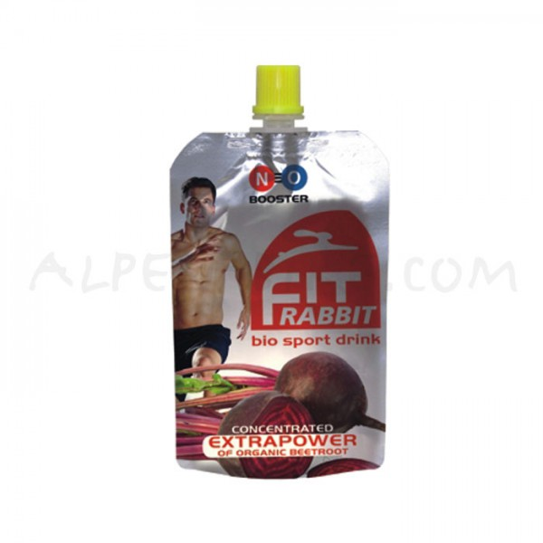 fitRabbit Bio Sport Drink 1x 85ml Portionsbeutel