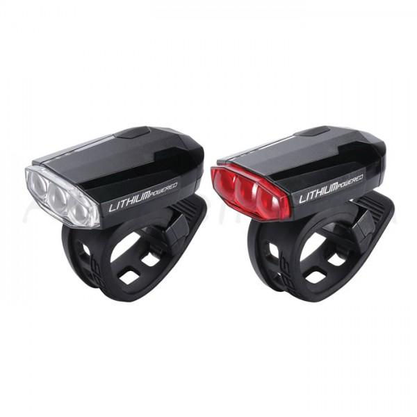 BBB SparkCombo, LED Minilicht Set vorne&hinten BLS-48