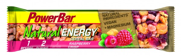 PowerBar Natural Energy Cereal Riegel 40g