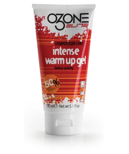 Ozone Elite Intense Warm Up Gel 150ml