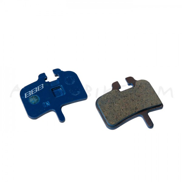 BBB DiscStop HP Bremsbelag 1 Paar BBS-45 für Hayes HFX mag/9, Promax hydraulisch/mech. MX1,
