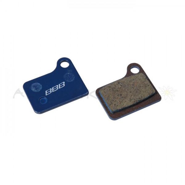 BBB DiscStop HP Bremsbelag 1 Paar BBS-51 für Shimano Deore & Nexave hydraulisch