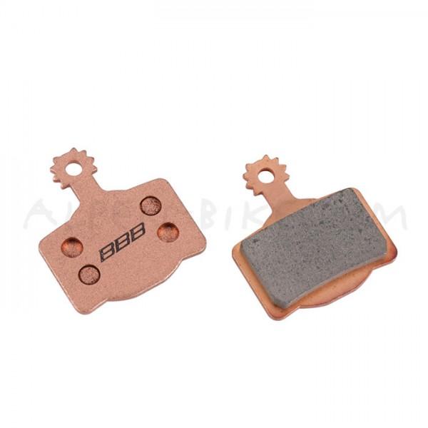 BBB DiscStop HP Bremsbelag 1 Paar BBS-36S für Magura MT2/4/6/8, gesintert