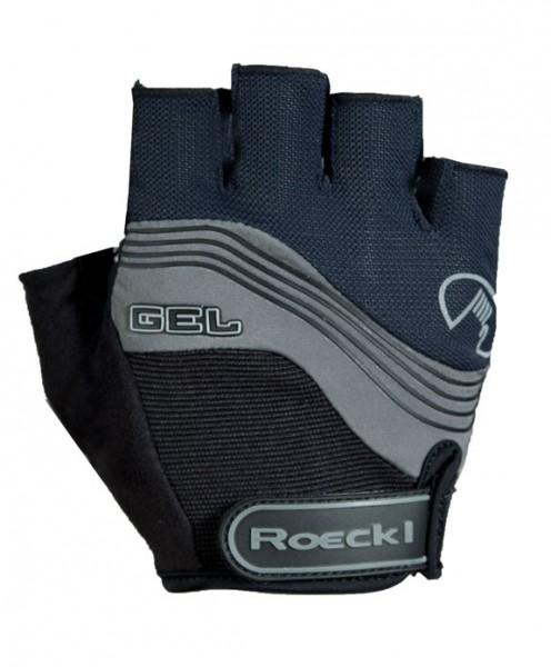 Roeckl Imajo Handschuhe schwarz-grau