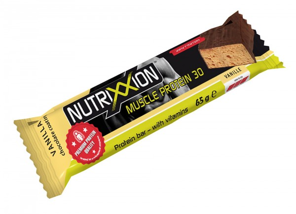 Nutrixxion Muscle Protein 30 Riegel 65g