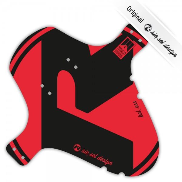 rie:sel design Mudguard kol:oss red