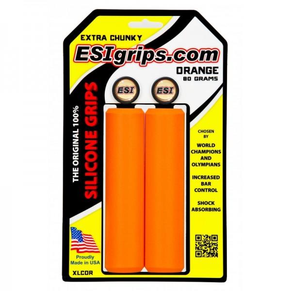 ESIgrips Extra Chunky orange 80g 130mm