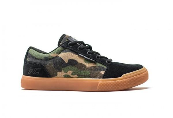 Ride Concepts Vice Youth Shoe Camo/Black