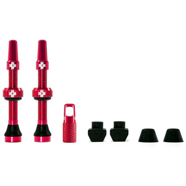 Muc Off Tubeless Valve Kit Universal for MTB & Road 44mm
