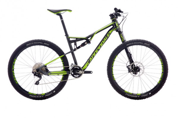 Cannondale Habit Carbon 3 2016; M