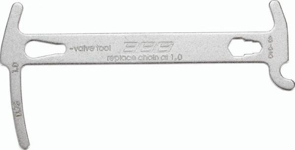 BBB Chainchecker Kettenverschleißlehre BTL-125