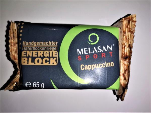 Melasan® Energie Block Cappuccino Riegel 65g