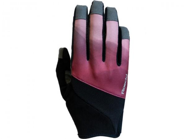 Roeckl Maira Junior Langfinger Handschuh darkred