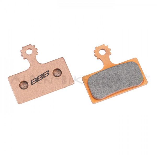 BBB DiscStop HP Bremsbelag 1 Paar BBS-56S für Shimano XTR 2011, XT + SLX 2012 gesintert