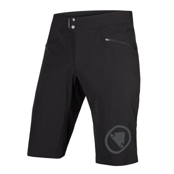 Endura SingleTrack Lite Shorts Schwarz