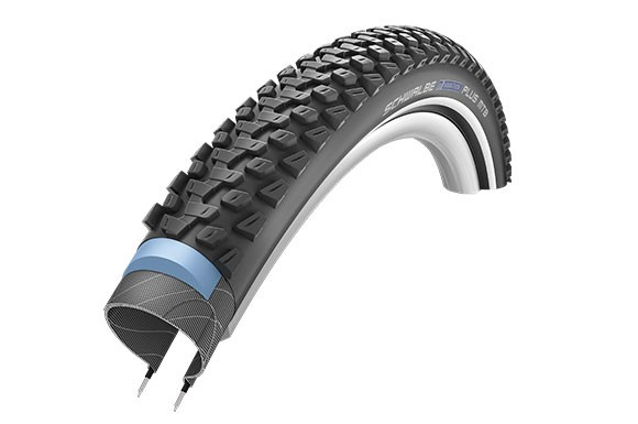 "Schwalbe Marathon Plus MTB Performance SmartGuard® Dual 26"" Drahtreifen"