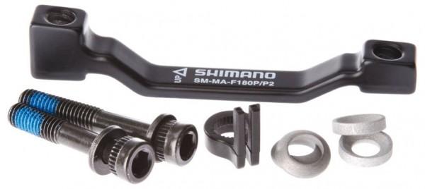 Shimano Scheibenbremsadapter für 180mm Bremsscheibe
