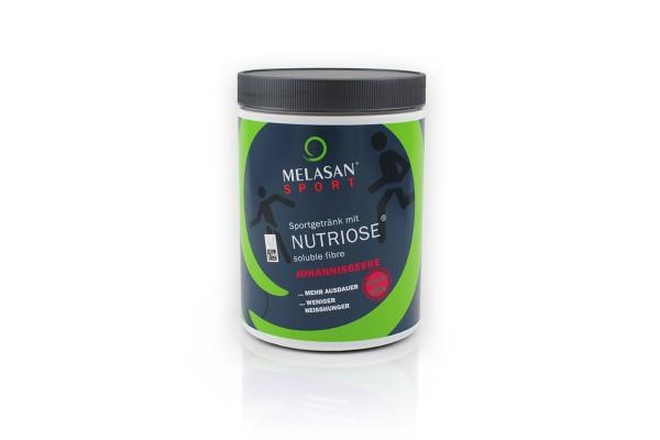 Melasan® Sportgetränk mit Nutriose 640g Dose
