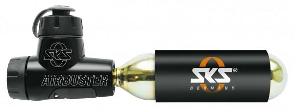 SKS Airbuster CO² Kartuschenpumpe