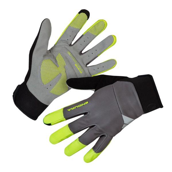 Endura Windchill Handschuh Neon-Gelb M