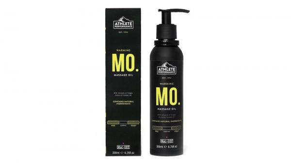 Muc-Off Warming Massageöl 200ml