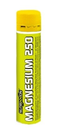 Nutrixxion Magnesium 250 25ml Ampulle