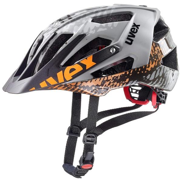 Uvex Quatro Helm dirt grey mat/shiny 52-57 cm