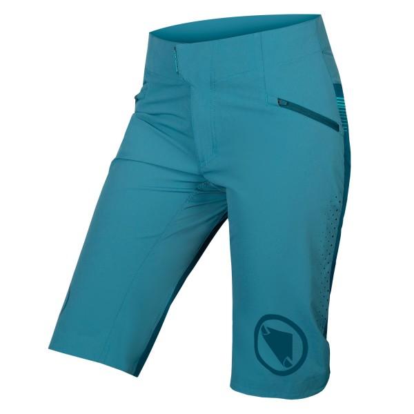 Endura Damen SingleTrack Lite Shorts Kingsisher