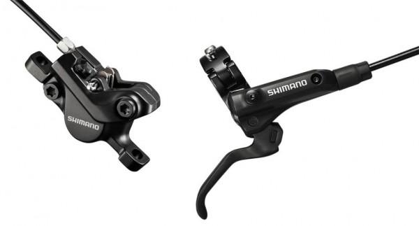 Shimano BR-M447 + BL-M506 Scheibenbremse