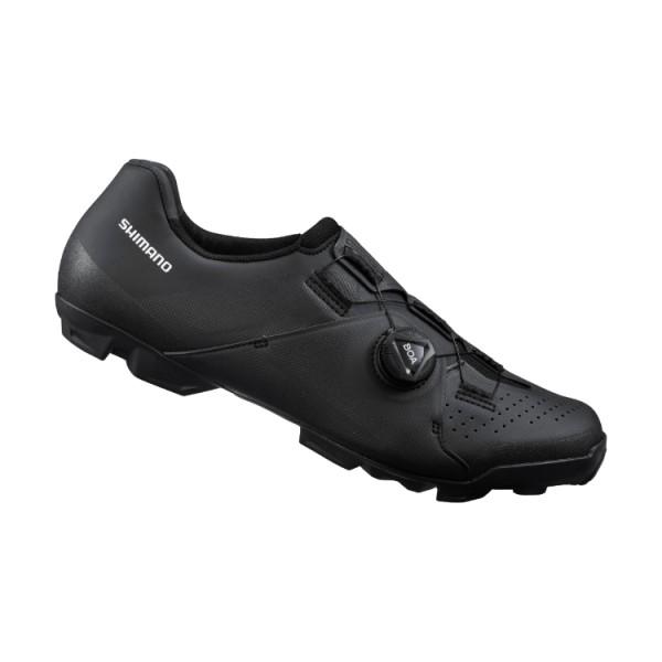 Shimano SH-XC300 MTB-Schuh schwarz