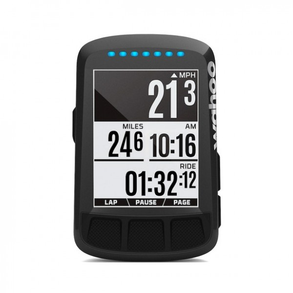 Wahoo Elemnt Bolt Steahlth-Edition GPS Computer