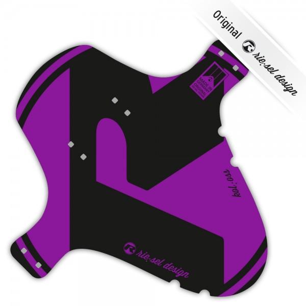 rie:sel design Mudguard kol:oss purple