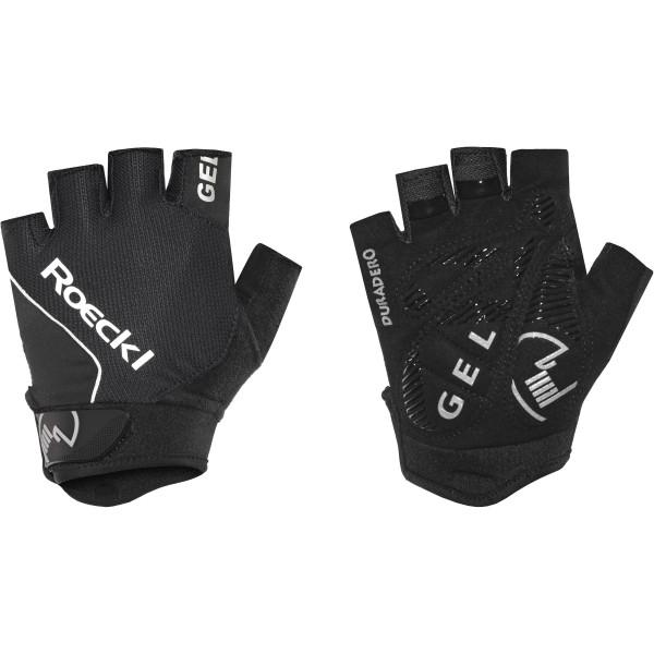 Roeckl Illano Handschuh weiss-schwarz 7