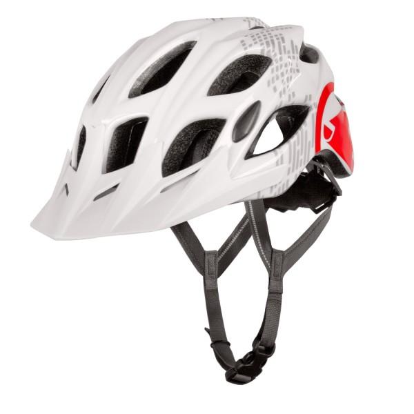 Endura Hummvee Helm weiss