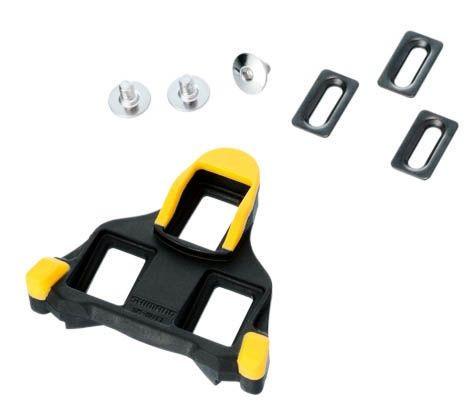 Shimano SPD-SL Cleats SM-SH11 gelb 6° Pedalplatten