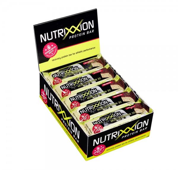 Nutrixxion Muscle Protein 30 Riegel Box 20x65g
