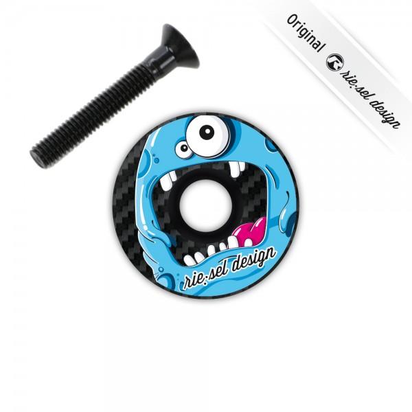 rie:sel design Vorbaukappe stem:cap monster
