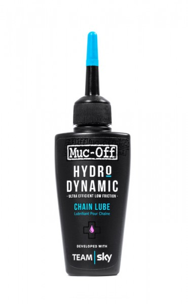 Muc-Off Hydrodynamic Team Sky Lube Kettenschmiermittel 50ml