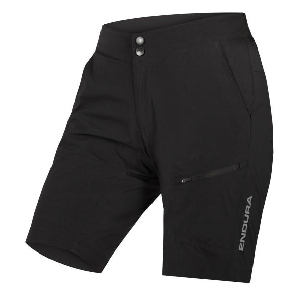 Endura Damen Hummvee Lite Shorts mit Innenhose S