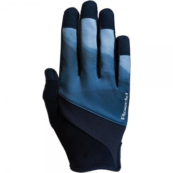 Roeckl Maira Junior Langfinger Handschuh marine