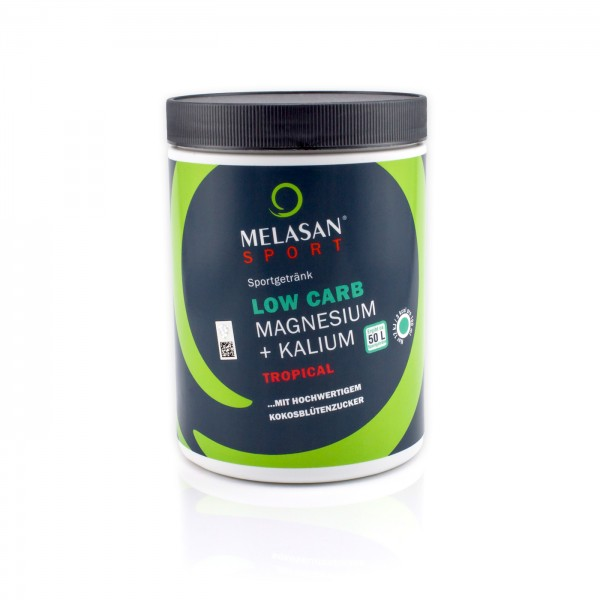 Melasan® LOW CARB Magnesium + Kalium 720g Dose