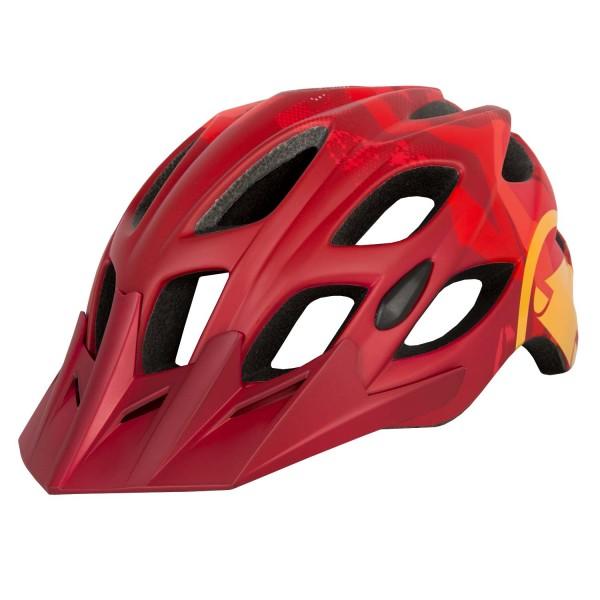 Endura Hummvee Helm rot