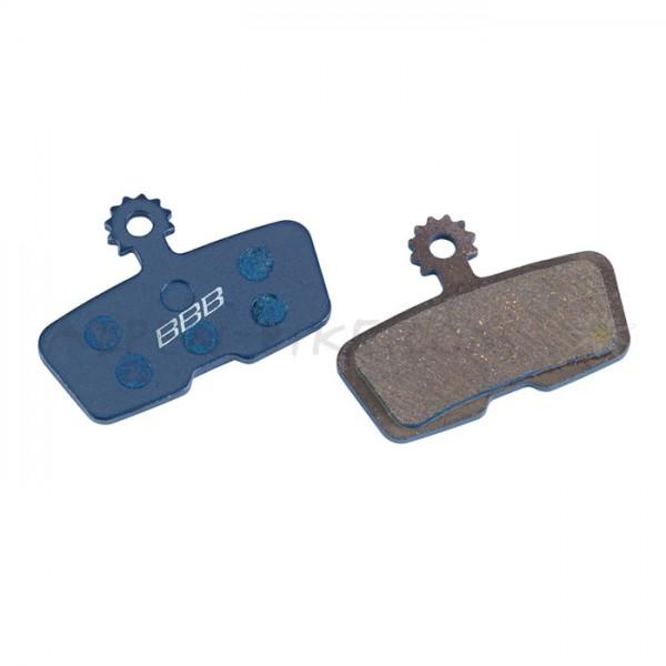 BBB DiscStop HP Bremsbelag 1 Paar BBS-442 für Avid Code 2011-14, Avid Code R