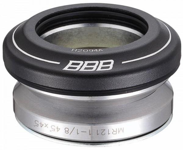 BBB Integrated Steuersatz BHP-40 41,8 mm, 45°x45°, CrMo Lager, 8 mm Alu Cap
